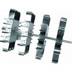 Rotisserie accessory,for 50ml x 24 centrifuge tubes held horizontally, use with MX-RL-Pro catalog number 18900144