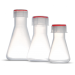 CONICAL FLASK PP 125 ML