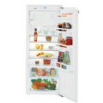 IKB 2714-20,    Fridge built-in 140cm, 196L + 20L**** net,  A++, BioFresh, porte-sur-porte