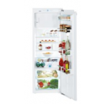 IKBP 2954-20,    Fridge built-in 158cm, 226L + 28L**** net,  A+++, BioFresh, porte-sur-porte