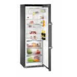 KBbs 4350-20,    Fridge 367L net, 3 zones BioFresh,  LxH  : 60 x 185cm, A+++, BlackSteel