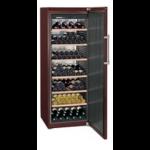 WKt 5551-21,    Wine cellar 499L net, +/- 253 bouteilles, 70cm, H=192cm, A++, terra