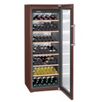 WKt 5552-21,    Wine cellar 525L net, +/- 253 bouteilles, 70cm, H=192cm, A+, terra