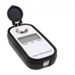 DIGITAL REFRACTOMETER, BRIX AND REFRACTIVE INDEX