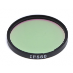 Interferential green filter IF550