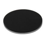 WITHE/BLACK object-plate, 100 mm diameter