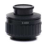 0.65x focusable C-Mount adapter (stereomicroscopes)