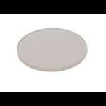 GLASS OBJECT-PLATE, 100 mm diameter