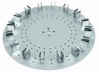 Disk accessory,15ml x 16 centrifuge tubes holder, use with MX-RD-Pro catalog number 18900161