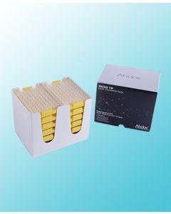 REFILL MICRO TIPS, 2-200 µL (NATURAL) (BEVELLED GRADATED),  5 x 10 REFILL TRAY X 96 PCS per box,  Catalog number: P10152