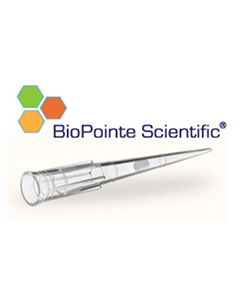 321-4050, 10µl, Filter Barrier Tips, Pre-Sterilized, Racked, Extended, Filtered, Pre-Sterilized, Racked, 10 x 96 Tips/ Packs